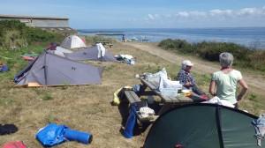 camping de Molène