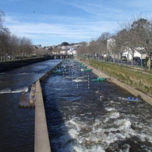 bassin d'eau vive de Lannion
